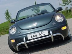 ABT VW New Beetle Cabriolet 2003 poster, #poster, #mousepad, #Abt