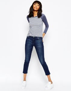 Image 4 of MiH Jeans Tomboy Boyfriend Jeans