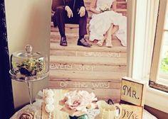思い出にあふれた結婚式にしたい♡ふたりの写真で会場を彩る7つのアイデア