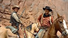 The Searchers best movie of all time!