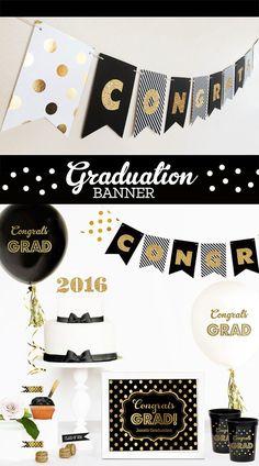 33 best graduation banner images on pinterest in 2018 graduation