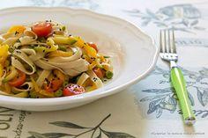 Noodles di verdure