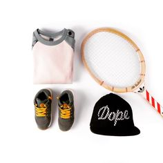 Enjoy the last days of May Vacay dope little monsters! #kidsstyling #littlelooks #tennis #adidas #dope #kidsstylist #kidsfashion #kindermode #ninaelenbaas