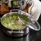 Try the Risotto with Watercress Pesto Recipe on williams-sonoma.com/