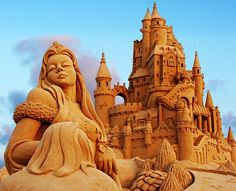 Sand Castle from Chicago Now Arts & Entertainment, posted by Jimmy Greenfield via chicagonow.com