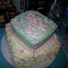 Mom bday cake