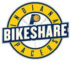 """Indiana Pacers Bikeshare: Enjoy a $2 discount on a day pass by using promo code """"338687"""" at any Pacers Bikeshare kiosk during Devour Indy"""