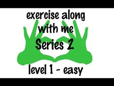 Facial Exercises - Exercise Along With Me - Series 2 - Level 1 - Easy | FACEROBICS - YouTube