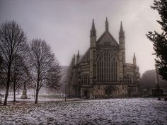 Winchester, England. LOVE.