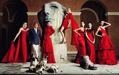 VALENTINO @ Fashion on Screen: Athens' Young and Promising Fashion Film Festival | http://www.yatzer.com/fashion-on-screen-2015