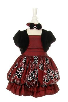 e690a58fb0 43 Best Burgundy and Wine Flower Girl Dresses images