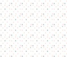 Geometric Triangles Hill Mountain Minimalistic Modern Pattern fabric by cutepixel on Spoonflower - custom fabric Pattern Fabric, Textured Wallpaper, Triangles, Custom Fabric, Surface Design, Spoonflower, Mountain, Kawaii, Mirror
