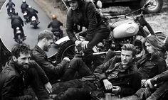 Belstaff release video of David Beckham on his favourite motorbike