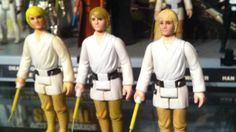 A list of the rarest Star Wars action figures  It certainly isn't news that collecting Star Wars toys is not only an enjoyable hobby, but also an expensive one. George Lucas must have foreseen this when he brokered a deal to keep the licensing and merchandising rights for himself. Earlier this month, the Star Wars faithful lined up at Targets and Wal-Marts across the galaxy to purchase action figures of characters from a movie that won't be released for another three months.