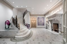 The Modlin Group has listed the 15,000 square-foot, six-story home for a whopping $84.5 million