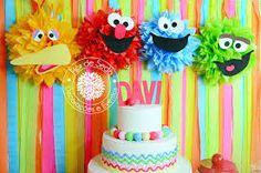 Resultado de imagem para festa infantil colorida