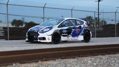 Ford Fiesta ST Global RallyCross Championship Race Car Picture #3, 2013