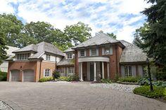 Ennisclare Drive, Oakville, Ontario, Canada  Oakville Luxury Waterfront Homes Oakville Luxury Real Estate  www.OakvilleRealEstateOnline.com