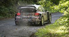 #WRC2017 #Test