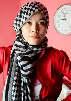 cinnamilk: My new Hijab Style#more