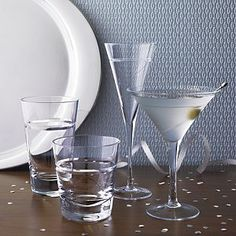 Happy New Year to my Pinterest friends!! (Callaway Glasses @Crate and Barrel)