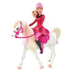 Barbie y su Caballo Mágico