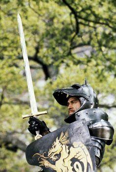 Nigel Terry in Excalibur (1981)