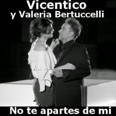 Acordes D Canciones: Vicentico - No te apartes de mi ft. Valeria Bertuccelli