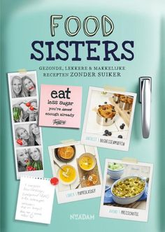 Foodsisters How To Eat Less, Good Food, Breakfast, Om, Graphics, School, Books, Almond, Biology