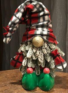 Dollar Tree Christmas, Christmas Crafts To Make, Christmas Ornament Crafts, Homemade Christmas, Christmas Projects, Simple Christmas, Holiday Crafts, Christmas Decorations, Holiday Fun