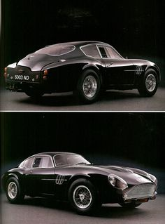 Aston Martin DB4GT Zagato :-)~❤~