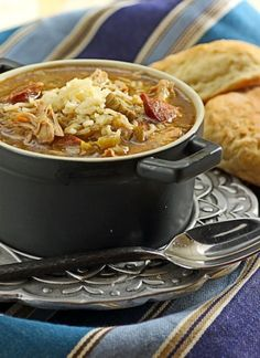 I've made this gumbo, and a few others from John Besh, several times and they are all amazing! Try it for your Mardi Gras celebration, special occasion, party, or just to warm up on a chilly...