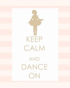 Reflections Out Loud: Printables for a Ballerina Party