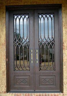 ferforje eskitme boyalı kapı modelleri kod: bk-26