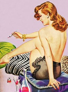 Cover of 'Dangerous Love' by Jack Woodford, Redhead pulp pinup. Pulp Fiction Art, Pulp Art, Roman, Dangerous Love, Vintage Book Covers, Pulp Magazine, Vintage Comics, Pin Up Art, Retro Art