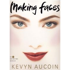 Kevyn Aucoin Kevyn Aucoin Making Faces Book ($23) ❤ liked on Polyvore featuring beauty products, makeup, face makeup, faces, kevyn aucoin, kevyn aucoin makeup and kevyn aucoin cosmetics