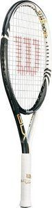 Wilson Cirrus One BLX Tennis Racquet-4 1/4 by Wilson. Save 44 Off!. $169.00. The Wilson Cirrus One BLX is the ultimate power racquet in the BLX series and combines the enhanced feel of Basalt with FX technology for added stability and lighter weight. Articulated Grommet Technology at the 3 and 9 o'clock positions on the frame permit extraordinary string movement for added forgiveness and sweetspot. Offering the largest headsize in the BLX line at 118 square inches, the Cirrus O...