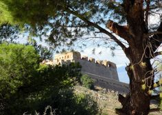 #Palamidi Castle, #Nafplio - #Greece