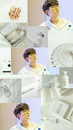 Kim Hanbin Ikon, Ikon Member, Ikon Wallpaper, Boy Idols, Cute Posts, Tumblr Boys, My Sunshine, Bigbang
