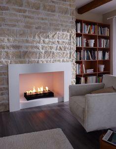 Klassisch Modernes Wohnzimmer Kamin | Kamin | Pinterest | Wohnzimmer Kamin, Moderne  Wohnzimmer Und Klassische Moderne