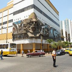 Imposing Architecture Guayaquil Ecuador