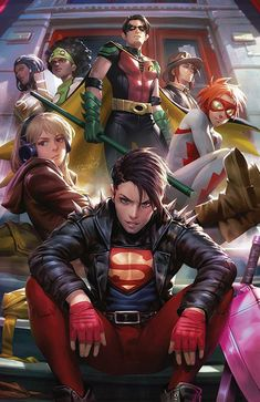 Marvel Dc Comics, Dc Comics Superheroes, Hq Marvel, Dc Comics Characters, Dc Comics Art, Fictional Characters, Young Justice, Teen Titans, Robin Dc