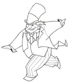 Penguin In Batman Cartoon