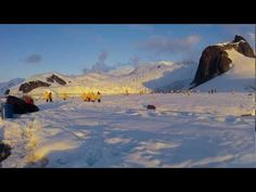 Camping in Antarctica is certainly one of the most unique things we will ever do in our lives. To sleep on the 7th continent with nothing but a bivy sack and a sleeping bag between you and the snow is one of the most adventurous things we could do at the bottom of the world.