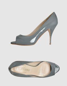 Νυφικα Παπουτσια Peep Toe VALENTINO GARAVANI