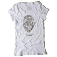 Fingerprint tee from walk in love. I really want this!
