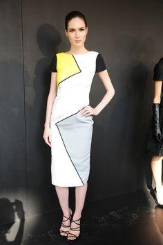 Pamella Roland Spring 2013 Ready-to-Wear Fashion Show