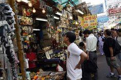Apliu Street Markets- techno geeks dream!! :D