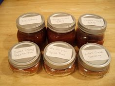 DIY Spice Rubs and BBQ Sauce --- Hello Father's Day!