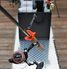 Palmetto Kayak Fishing: Build a Rod Leash for Kayak Fishing